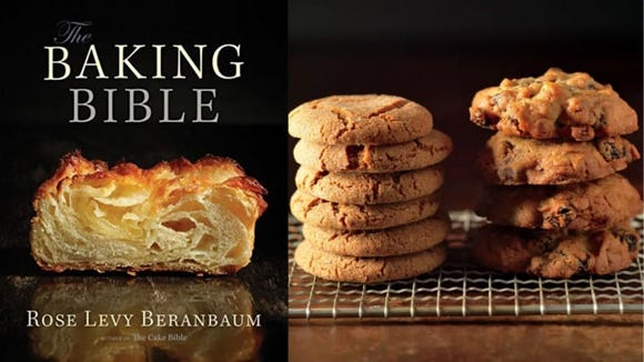 "Rose Levy Beranbaum's ""The Baking Bible."""