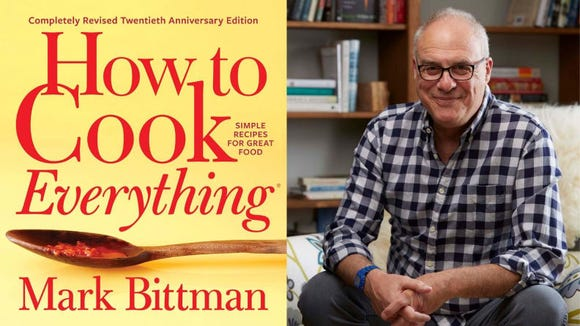 "Mark Bittman's ""How to Cook Everything."""