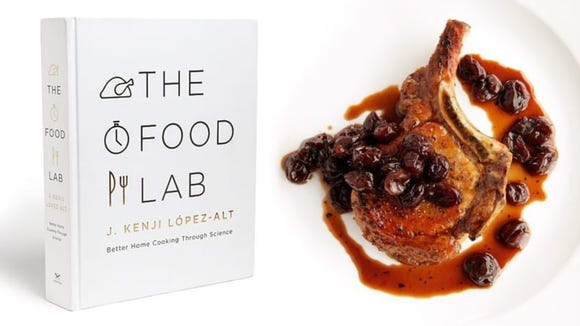 "J. Kenji Lopez-Alt's ""The Food Lab: Better Home Cooking Through Science"""