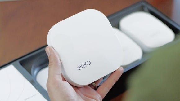 """A mesh WiFi system can help prevent """"dead zones."""""""