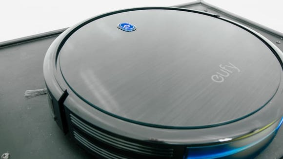Keeping your home free of debris is a lot easier with a robot vacuum.