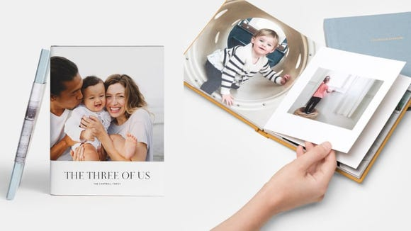An upgraded version of your family photo album.