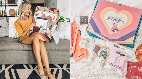 Even influencers are obsessed with FabFitFun.