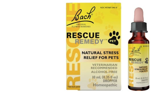 This flower-based remedy may soothe stressed-out kitties