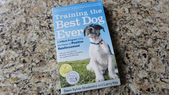 I used this training guide with my own dog, and we loved it.