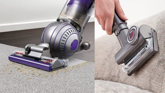 The Dyson Ball Animal 2 is effective on all floor surfaces.