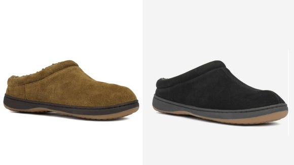 These indoor/outdoor clogs are perfect for lounging at home, or for walking the dog around the neighborhood