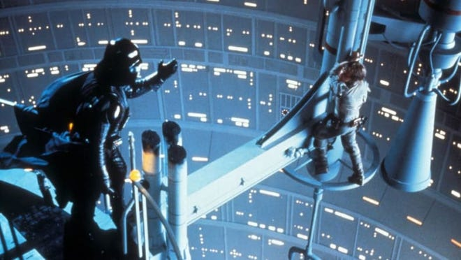 """""""Star Wars: The Empire Strikes Back"""""""