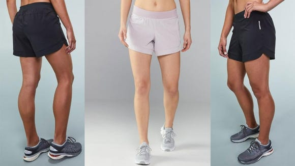 These running shorts are guaranteed to be your favorite.