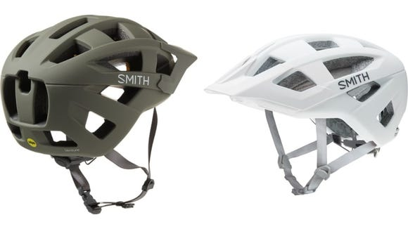Whether you're biking on the road or a trail, this helmet will keep you safe.