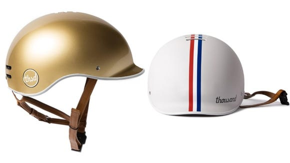 Even if you don't think you're a helmet person, this Thousand helmet may change your mind.