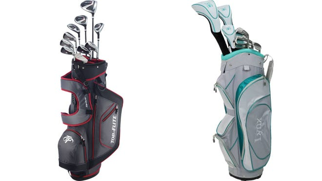 A great set of clubs can help you set the foundation for your golf game.