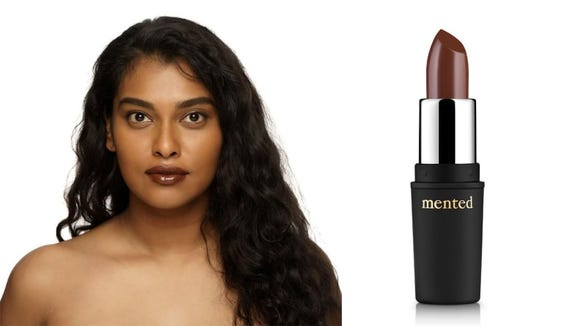Can't find your perfect nude lipstick? Mented Cosmetics has you covered.