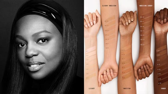 Who is better to create makeup than beloved makeup artist Pat McGrath?
