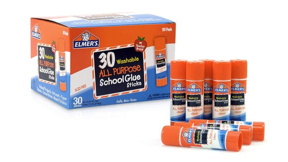 Glue that actually sticks? Yes, please.