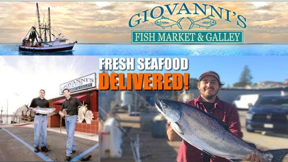 This fish market delivers everywhere in the country.