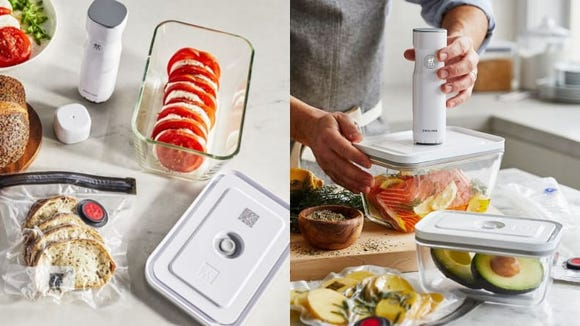 Best kitchen gifts: Zwilling Fresh & Save System