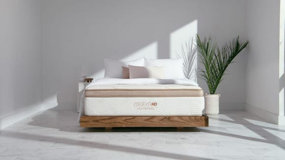A mattress fit for a 5-star hotel.