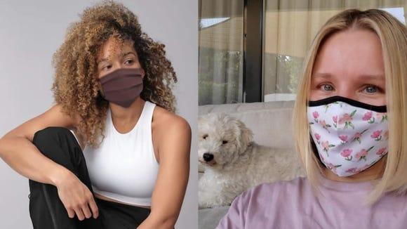 Even Kristen Bell is a fan of Vistaprint masks.