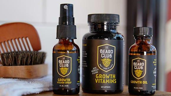 Grow or groom your beard to perfection with The Beard Club.