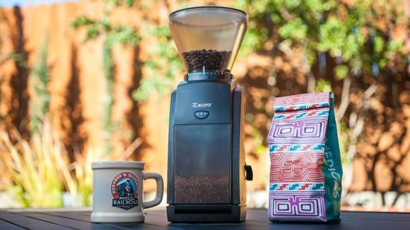 Best kitchen gifts: Baratza Encore Burr Electric Coffee Grinder