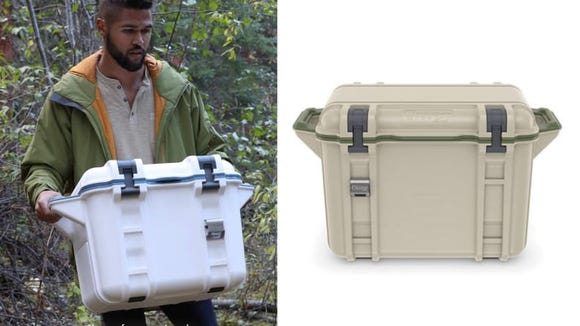 Bring all your food with you with this number one cooler.