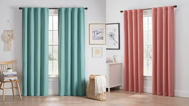 A website with curtains for everyone.