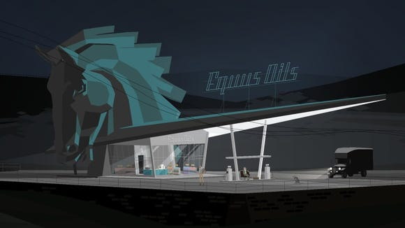 Kentucky: Route Zero is a whimsical tale that whisks you through a contemplative journey you'll never forget.