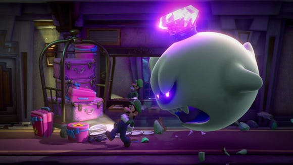 Luigi's Mansion 3 is an awesome entry into this beloved franchise, taking its usual ghost-busting shtick into a long-abandoned hotel.