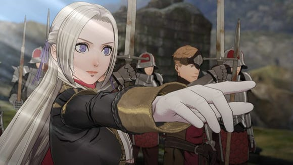 Fire Emblem: Three Houses is a tactical role-playing game that cycles through engaging combat, impactful storytelling, and deep bonds with your students and fellow soldiers.