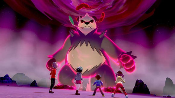 Sword and Shield are the eighth entries of the main Pokemon games, this time introducing Gigantamax Pokemon and some hyped-up gym battles.