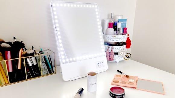 Best Nordstrom gifts: Riki Skinny Lighted Mirror