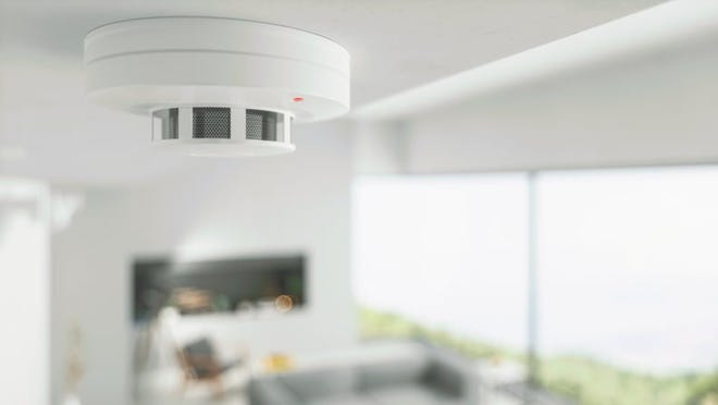It's best practice to replace your batteries and ensure your smoke detector is working properly, and a good time to remember to do it is around the start and end of Daylight Savings Time.