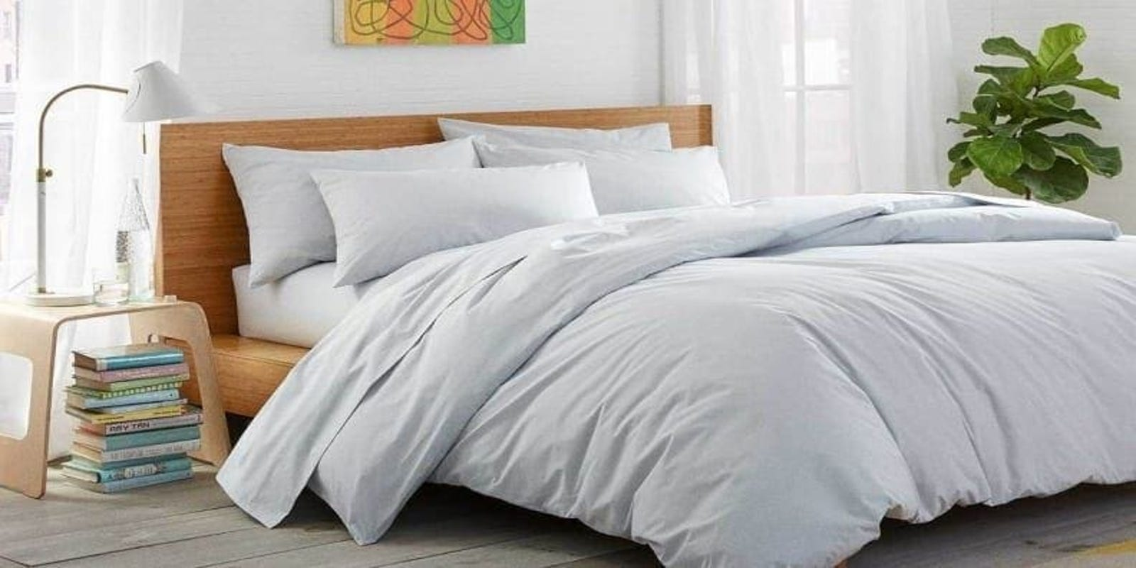 Brooklinen is having a huge surprise sale—save on these must-haves