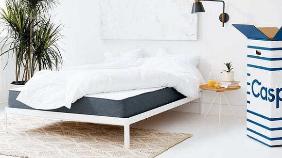 Casper is offering a bigger discount than usual on its best-selling mattresses.