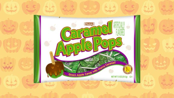 The holy grail of Halloween candy.