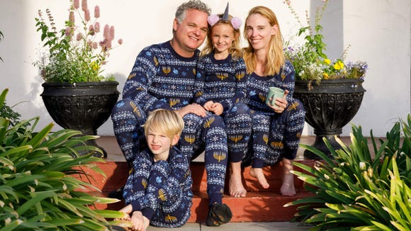 Hanna Andersson pajamas do not disappoint.