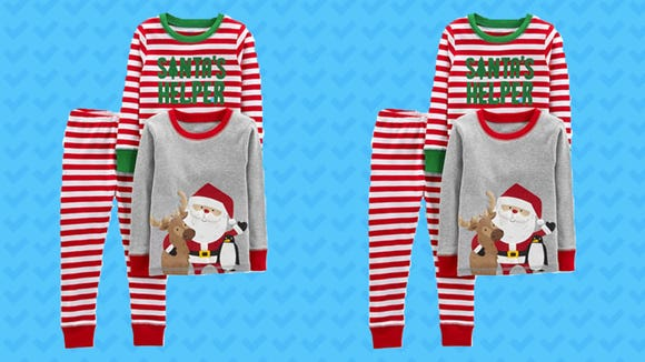 Santa's little helper will be running around causing mischief.