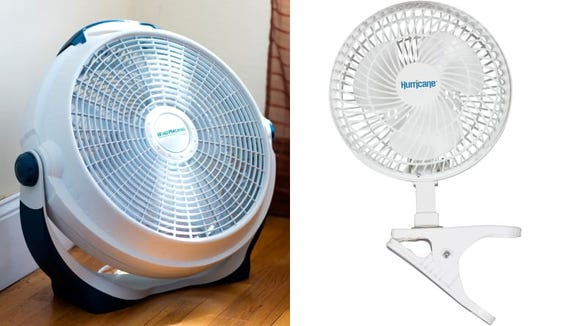 Get a breeze going with this fan.
