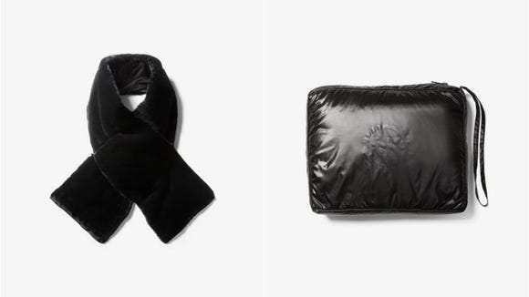 For those who need to pack and carry their scarf.
