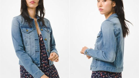 The classic denim jacket that works all year round.