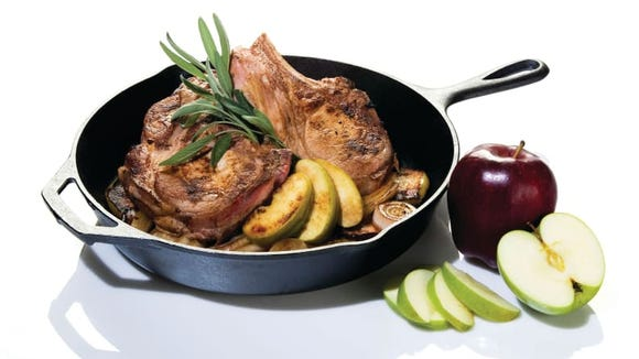 Lodge is synonymous with the best cast-iron products.