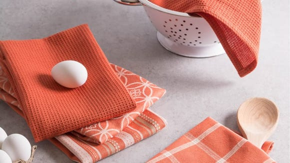 Even your towels can look the part.