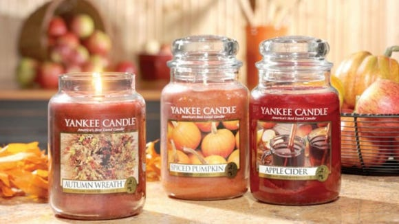 Fill your home with these warm fall scents.