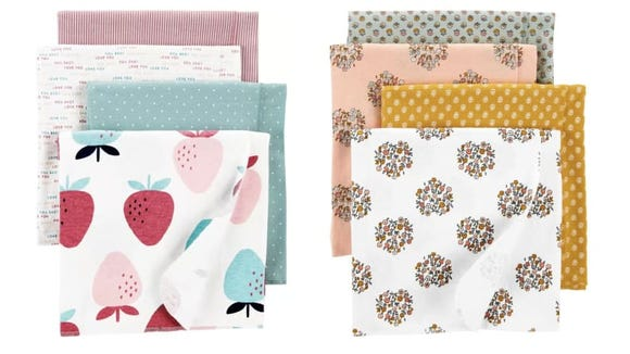 The uses for these gentle blankets are practically unlimited.
