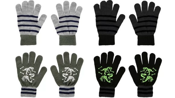 These grippable gloves are too cool.