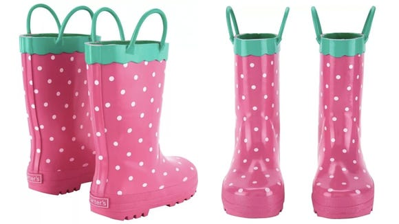 If they made these boots in adult sizes I'd wear them every day.