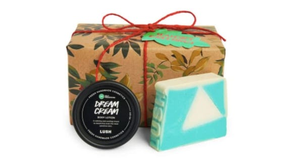 All-natural ingredients and fabulous scents make for the perfect gift.