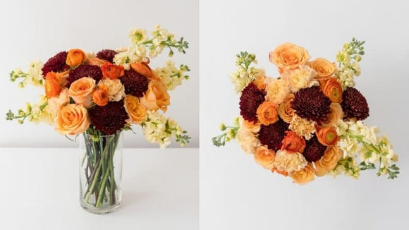 Pop these in the mail to boost their mood--and tablescape.