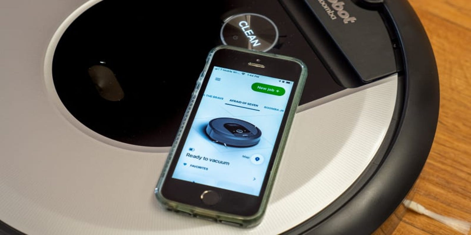 The iRobot Roomba i6+ can empty itself—and it's $250 off today